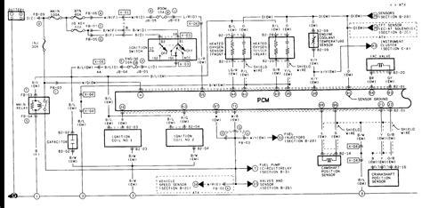 mazda b2200 wiring diagram wiring diagrams