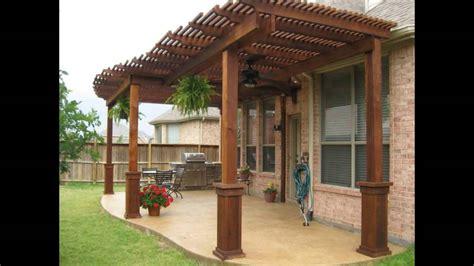 patio cover designs wood patio cover designs