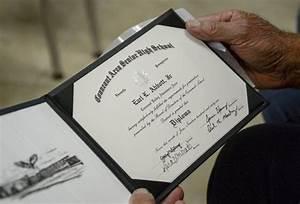 Vietnam War veteran receives Conneaut School District ...