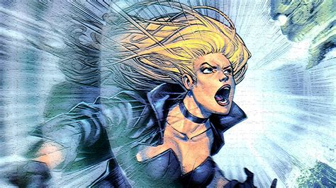 Black Canary Full Hd Wallpaper And Background 1920x1080