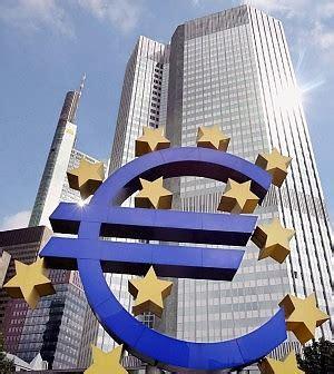 Sede Della Centrale Europea La Bce Vede La Ripresa Nel 2012 Ma Le Tensioni Finanziarie