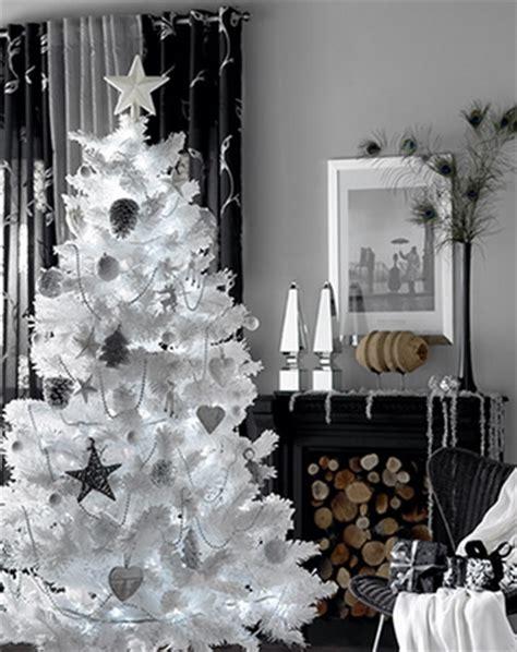 decoraci 243 n navide 241 a en blanco y plateado decoraci 243 n de