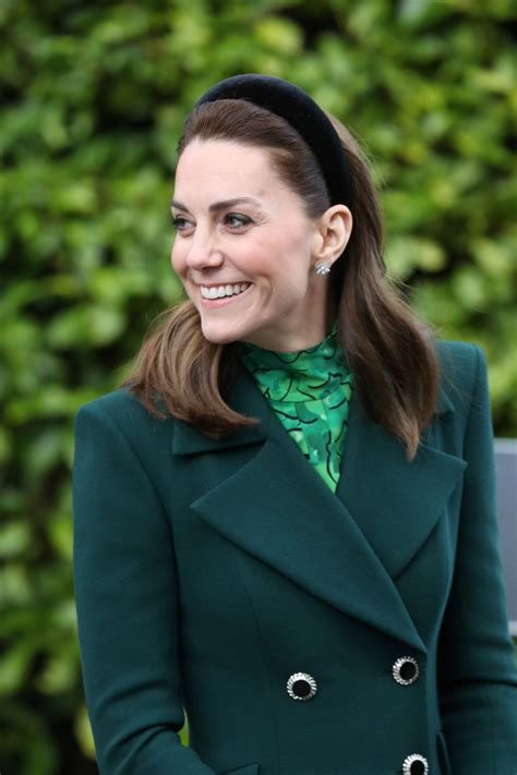 Kate middleton is stepping into prince philip's shoes and acting as the 'glue' to keep the firm left, prince philip and kate middleton are seen at trooping of the colour in 2017, right kate and william. KATE MIDDLETON at Her Royal Visit in Dublin 03/03/2020 - HawtCelebs