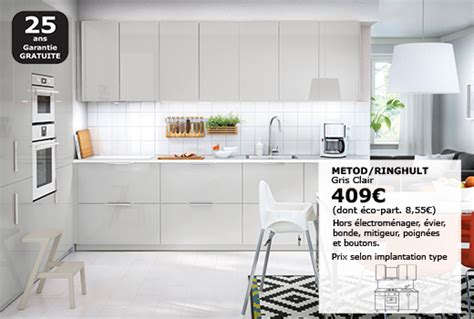 ikea meubles cuisine haut meuble haut cuisine système metod ikea