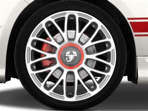 Fiat Abarth Wheels by Image 2012 Fiat 500 2 Door Hb Abarth Wheel Cap Size