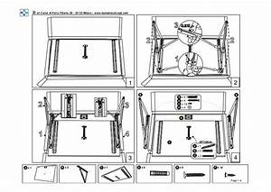 Newtableconcept Assembly Instructions Sheet