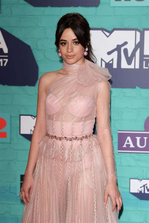 Camila Cabello Mtv Europe Music Awards Gotceleb