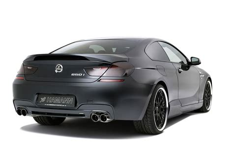 2012 Hamann Bmw 6-series M Aerodynamic Packet Review & Specs