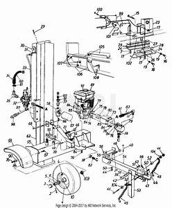 Mtd 247d523b401  1997  Parts Diagram For General Assembly