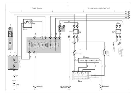 Toyota Sienna Radio Wiring Diagram