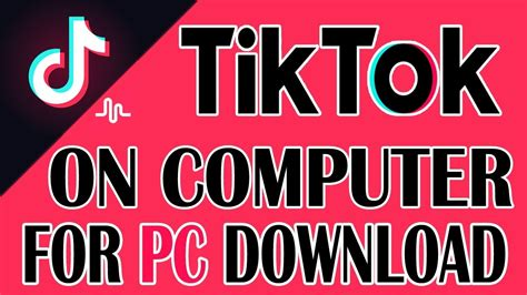 How to Install Tik Tok on PC 2018 free download - YouTube