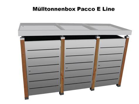 Mülltonnenbox Stahl, Metall Und Edelstahl Und Gartentipps