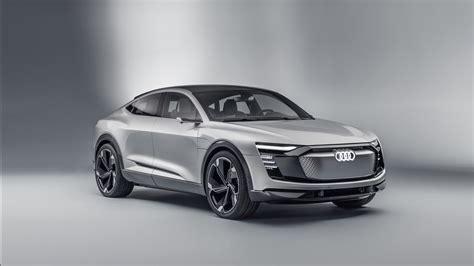 Audi Concept Car Wallpaper by 2017 Audi E Sportback Concept Car 4k Wallpapers Hd