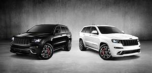 Jeep Grand Cherokee Srt8 Alpine  Vapour Special Editions