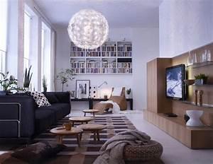 Deco Ikea Salon : quels luminaires choisir pour son salon ~ Teatrodelosmanantiales.com Idées de Décoration