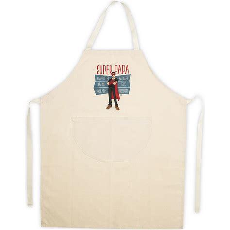 tablier de cuisine homme tablier de cuisine homme beige en coton papa