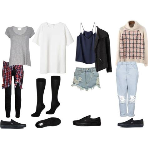 Outfits with vans - Buscar con Google | Outfits | Pinterest | Black vans Monki and Boohoo