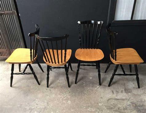 chaise baumann prix ensemble de 4 chaises baumann