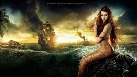 beautiful mermaids wallpapers