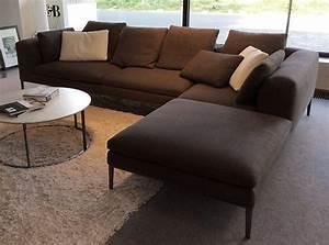 Sofa Mit Holzrahmen : sofas und couches michel sofalandschaft b b italia m bel von meiser k chen gmbh in hanau steinheim ~ Markanthonyermac.com Haus und Dekorationen