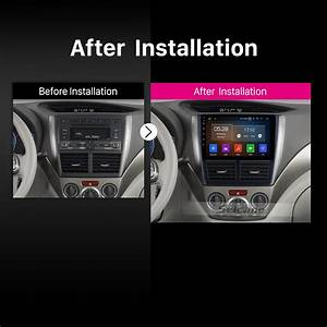 9 Inch Android 9 0 2008 2009 2010 2011 2012 Subaru