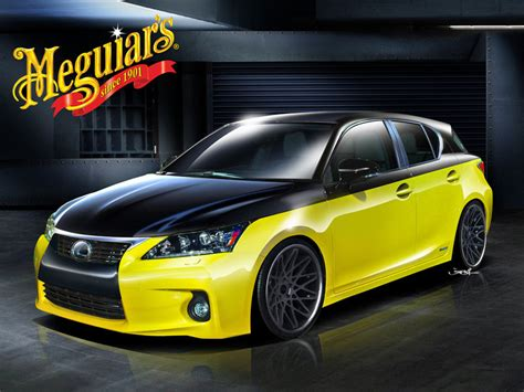 lexus hatchback modded lexus ct 200h news and reviews top speed