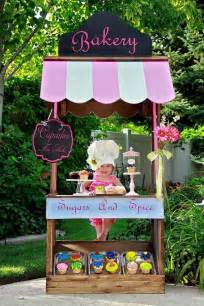 childs bakery lemonade stand  party booth