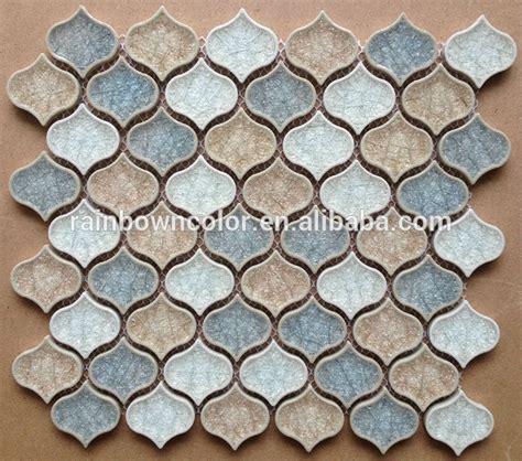 cutting mosaic tile multi blade mosaic cutting machine crackle lantern