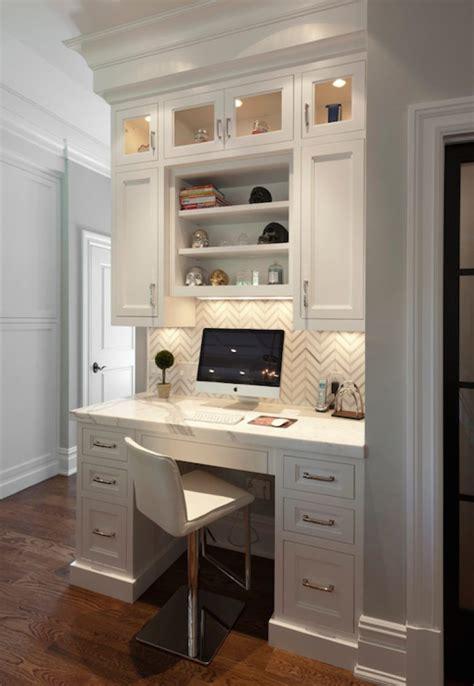 fabulous kitchen desk ideas built in kitchen desk design