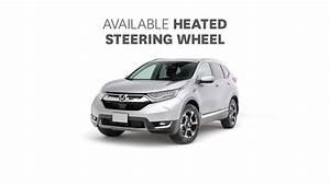 2018 Honda Cr-v  Heated Steering Wheel