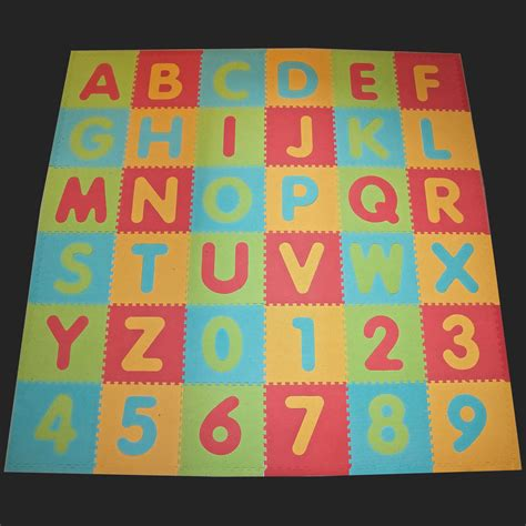 Best Kids Play Mat  Tadpoles Abc Floor Mats Eciov
