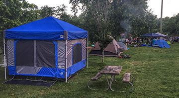 camping cube tent        showstopper     backpacker magazine