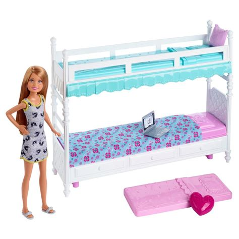 bunkbeds for stacie doll with bunk beds giftset