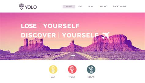 Tourism Website Design Free Templates by Travel Tourism Website Templates Wix