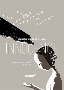 Innocence (Ghost in the Shell) movie poster on Behance