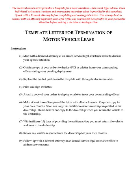 sample letter to terminate contract 2018 lease termination form fillable printable pdf