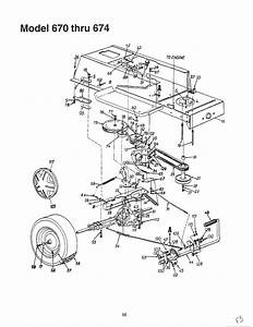 Sears Riding Mower Parts List