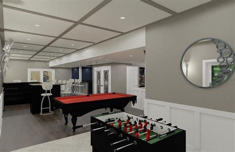 luxury basement designs  somerset county nj design build planners