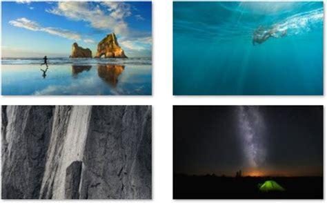 Lock Screen Images as Wallpaper Windows 10