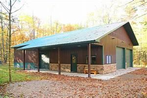 pole barn cost per square foot interior medium size With barn prices per square foot