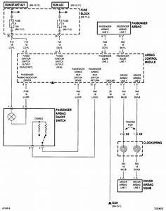 Need A Wiring Diagram Forair Bag Circuit For A Jeep