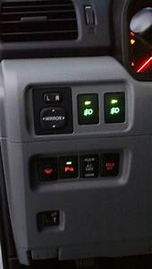 Factory  Style  Fog Light Switch- Fits Knock-out