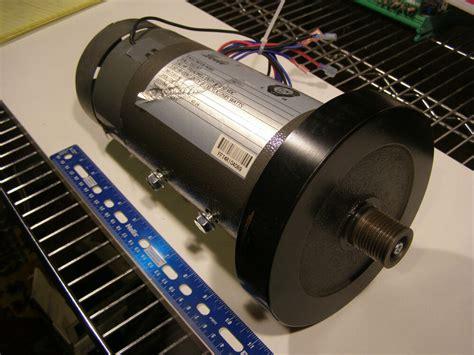 Wind Turbine Generator 3.6hp Ametek Permanent Magnet Dc