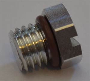 Duramax Fuel Filter Aluminum Bleed Screw  U2013 Nicktane Diesel