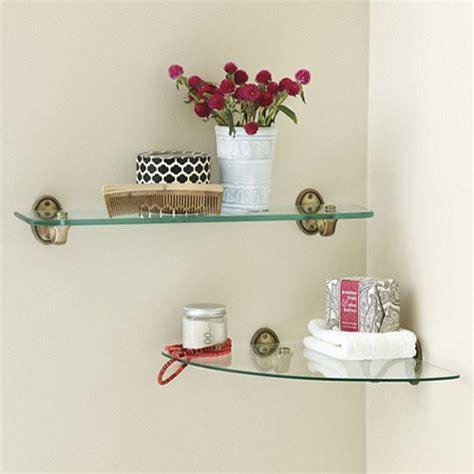beaded bath glass shelf traditional display and wall