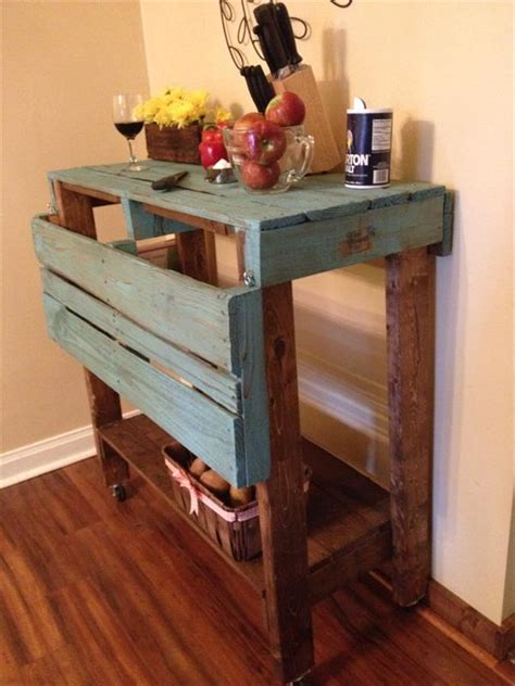 pallet kitchen island pallet furniture plans