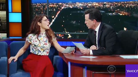 Marisa Tomei Performs Dramatic Reading Of Lady Gaga's 'bad
