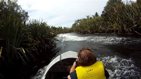 Boating License New Zealand by Jet Boating The Waita River Westland New Zealand