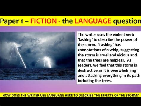 How to write a level 9 letter for aqa gcse exams! AQA GCSE English Language - Paper 1 Question 2 model answer & lecturer advice (STORM question ...