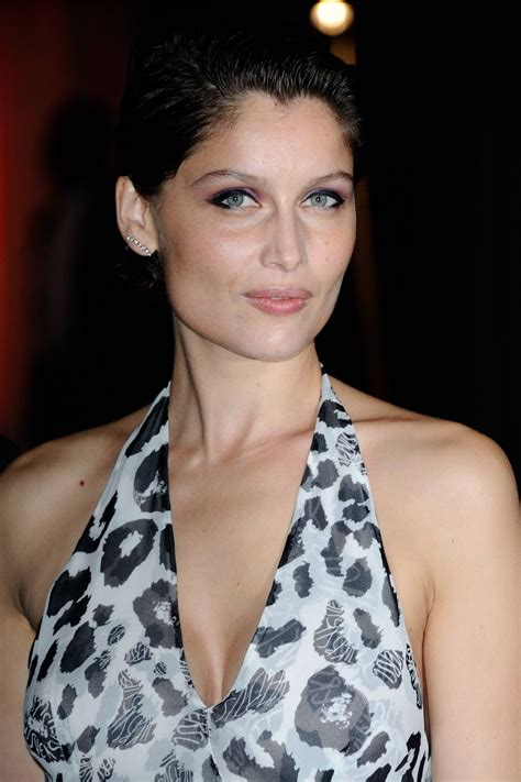 laetitia casta attends vogue anniversary party celebzz